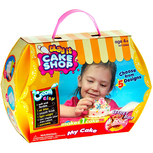 Cake Shop My Cake Play Food Set