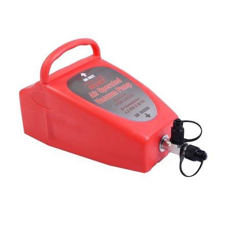 Vacuum Pumping System (Pneumatic 4.2CFM Air Operated Vacuum Pump A/C Air Conditioning System Tool)