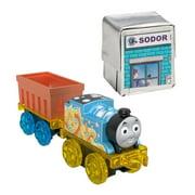 Thomas & Friends MINIS Fizz 'n Go Cargo Surprise Thomas & Dragon