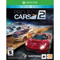 Project Cars 2 Day 1 Edition (Xbox One)