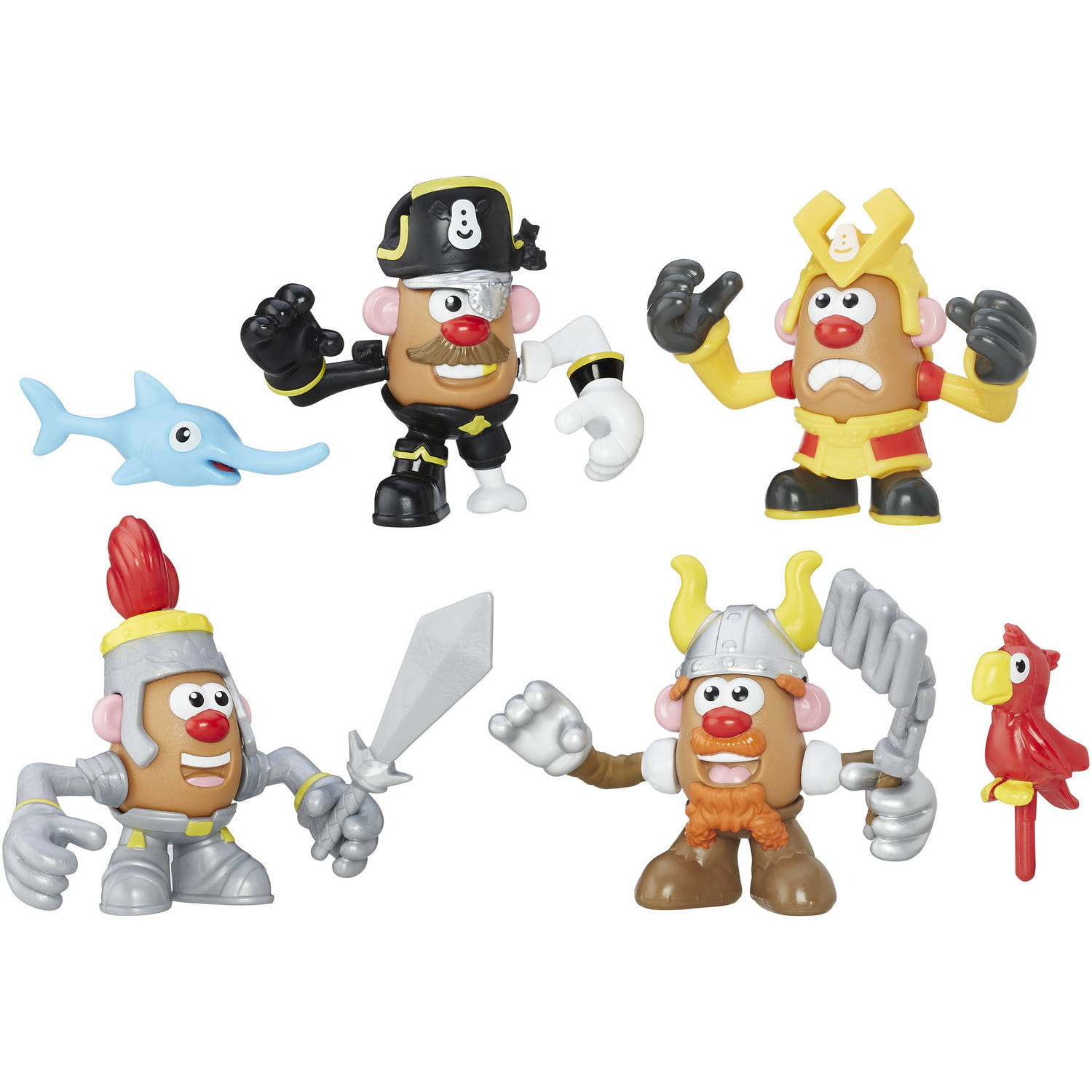 Playskool Friends Mr. Potato Head Clash and Mash Pack by Hasbro