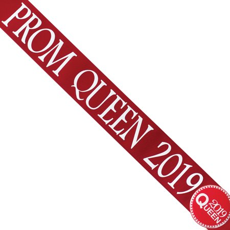 2019 Imperial Prom Queen Button - Prom Favors