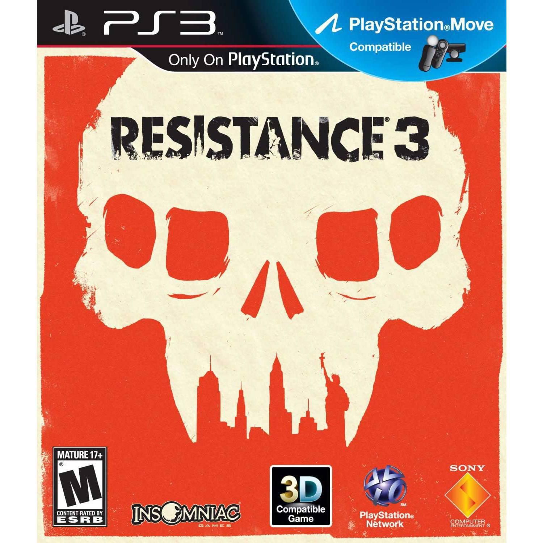 Resistance 3 (PS3)