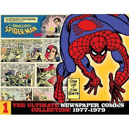 The Amazing Spider-Man: The Ultimate Newspaper Comics Collection Volume 1 (1977- 1978) (Halloween 1978 Novel)