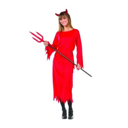 RG Costumes 78012 Devil Girl Costume - Size Teen 16-18](Men Devil Costumes)