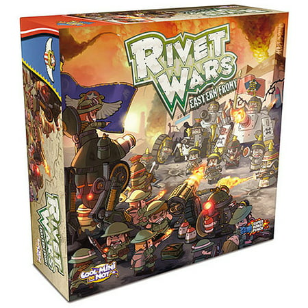 Cool Mini or Not Rivet Wars: Eastern Front