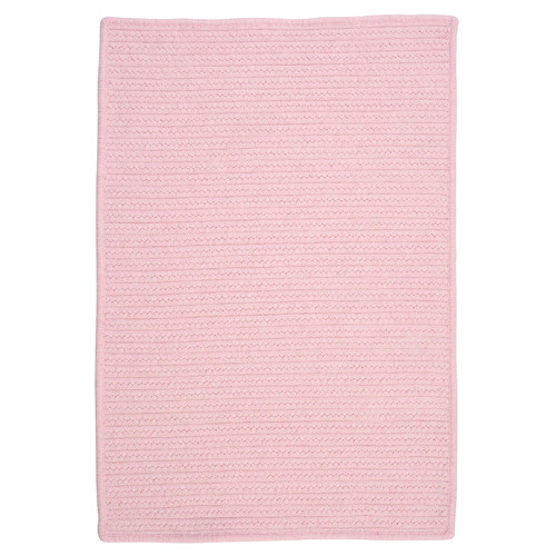 Colonial Mills Westminster Blush Pink Area Rug