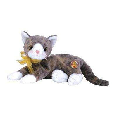 ty beanie baby - cappuccino the cat (bbom may 2003) [toy]](Cappuccino Baby)