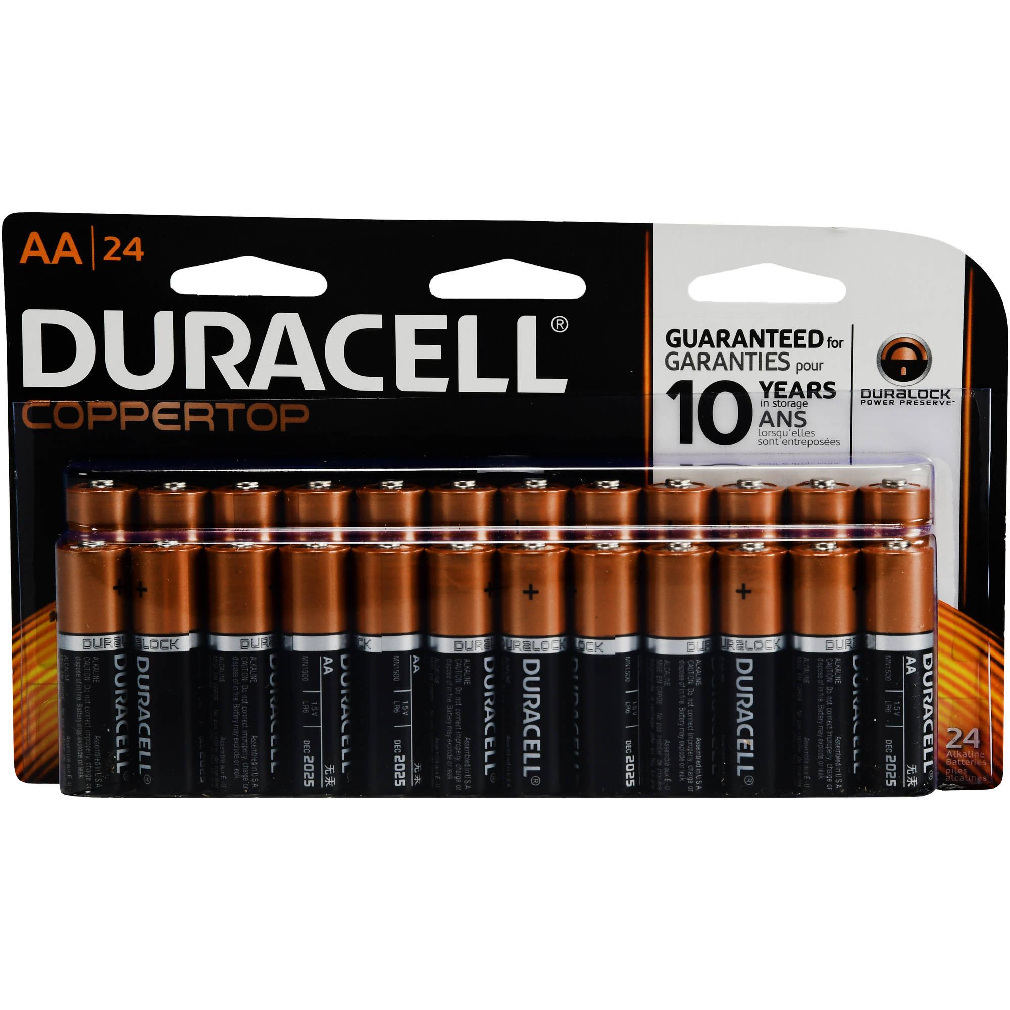 Household Batteries Walmartcom - Us zip code aa