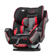 Evenflo Symphony LX All-in-One Convertible Car Seat, Kronus