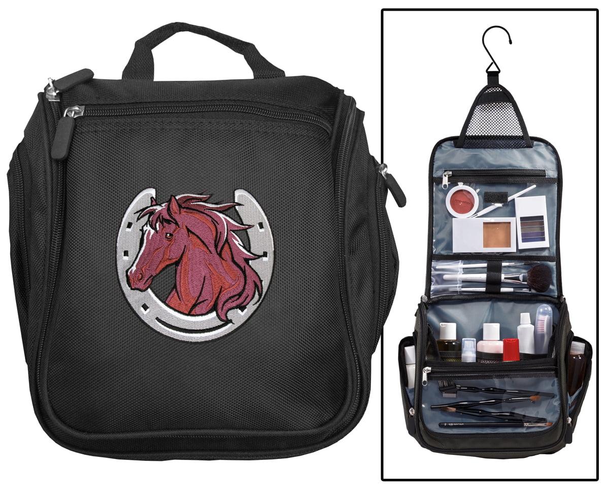 3350fb209b Horse Toiletry Bag or Horse Lover Travel Organizer Bag - Walmart.com