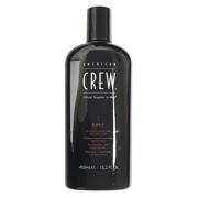 American Crew 3-In-1 Shampoo, Conditioner And Body Wash 15.2 Oz