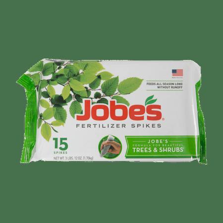 Jobe's Tree and Shrub Spikes 15-Pack