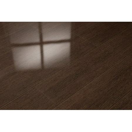 Super Gloss Floor Plank Extra Sensitive Wenge High Gloss Laminate
