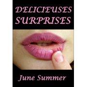 Délicieuses surprises - eBook