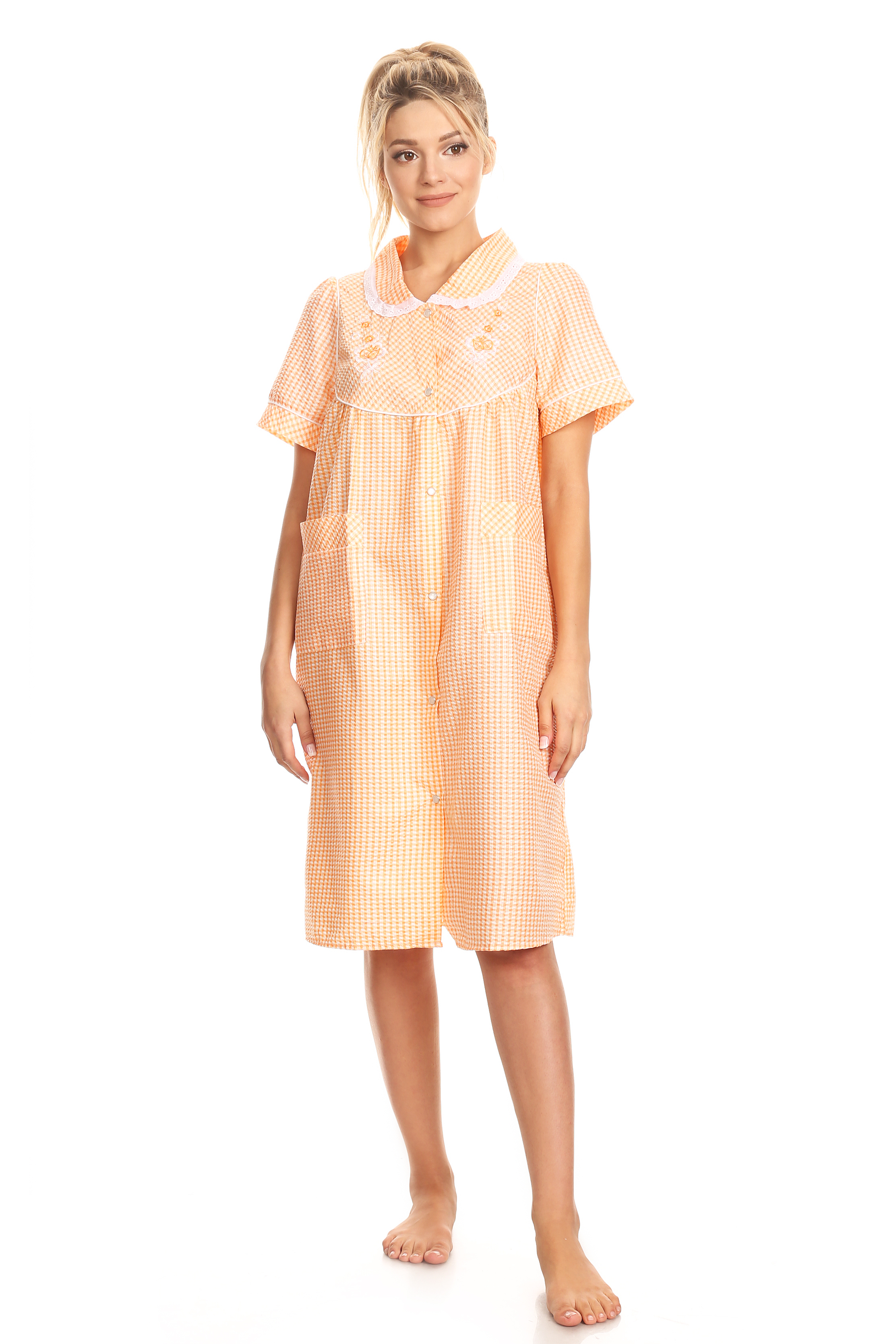 2010 Womens Nightgown Sleepwear Cotton Pajamas - Woman Sleeveless Sleep Dress Nightshirt Pink 2X