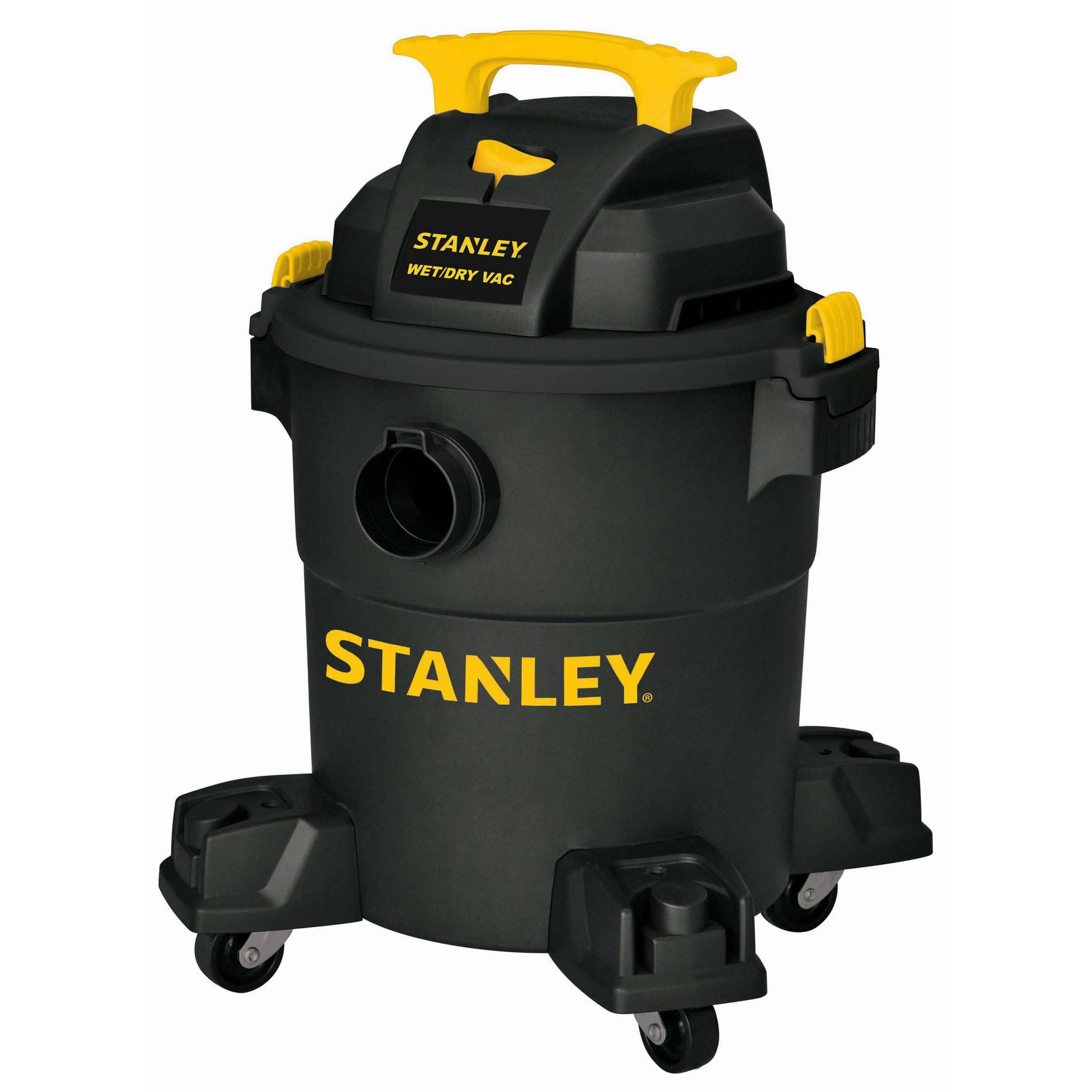 Stanley  6 gallon, 4-peak horse power, wet dry vacuum