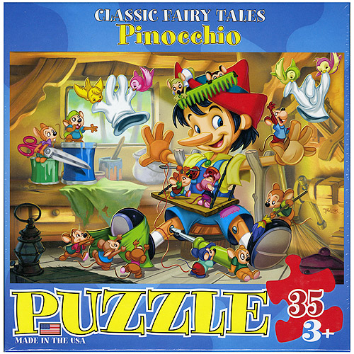 Eurographics Jigsaw Puzzle 35 Pieces