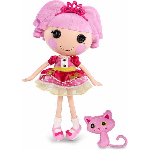 MGA Entertainment Lalaloopsy Jewel Sparkles Doll