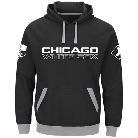 "Chicago White Sox Majestic MLB ""Third Wind"" Mens Hooded Sweatshirt by"
