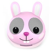 Zoo Tunes MCS08 Portable Mini Character Rabbit Speakers For Ipod Ipad Mp3 Players Laptops And Tablets