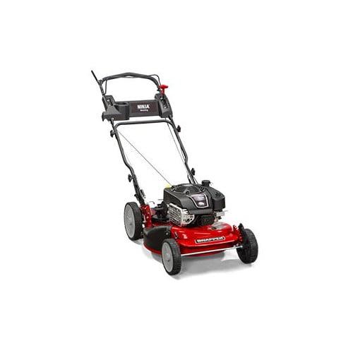 Snapper 7800968 NINJA 190cc 21 in. Commercial Self-Propelled Mulching Lawn Mower by