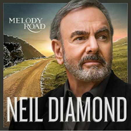 NEIL DIAMOND - MELODY ROAD - April O Neil Foot