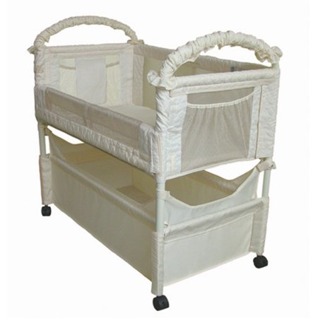 (Clear-VUE Co-Sleeper - Natural)