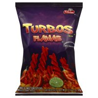 Frito Lay Sabritas Turbos Corn Snacks, 2.875 oz