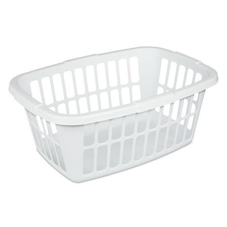 Mainstays 1.5 Bushel/53 L Laundry Basket