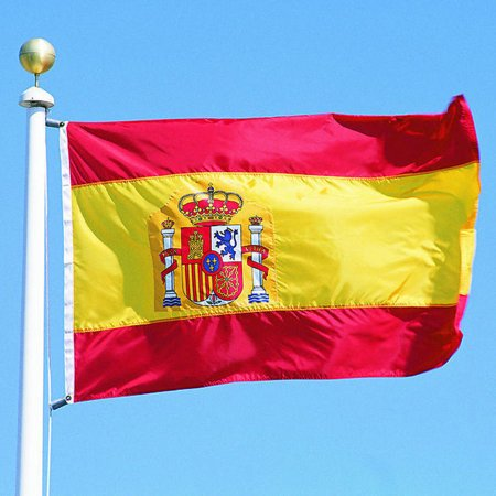 G128 - New large 3'x5' Spanish flag the Spain National Flag ESP GOCG](Spanish Flags)