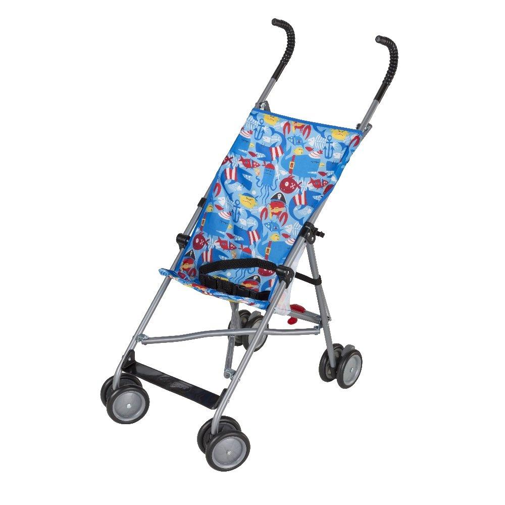 Umbrella Stroller Blue Multi Pirate Life For Me by Cosco