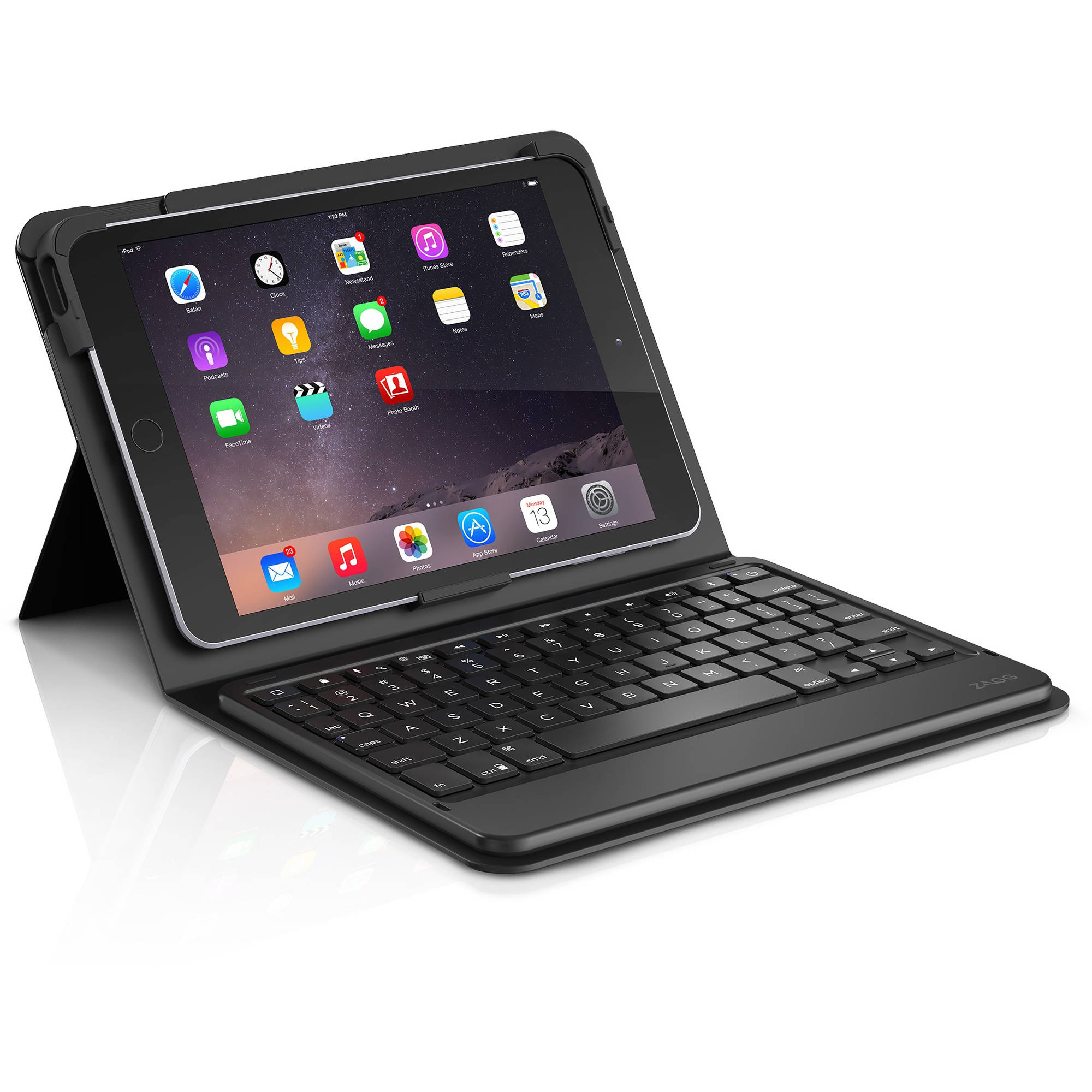Zagg Messenger Apple iPad mini 2/3 Folio with Keyboard