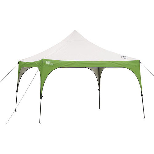Coleman 12' x 12' Straight Leg Instant Canopy   Gazebo (144 sq. ft Coverage) by COLEMAN