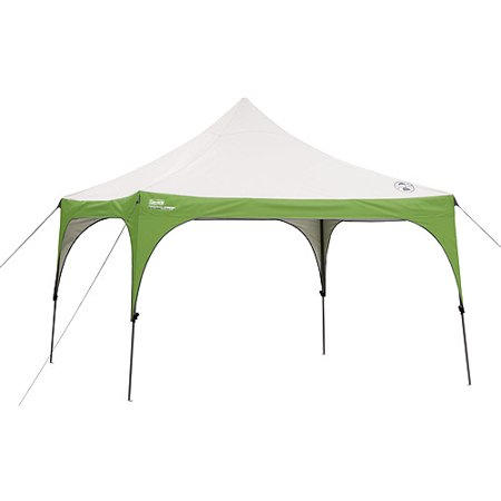 Coleman 12' x 12' Straight Leg Instant Canopy / Gazebo (144 sq. ft Coverage)