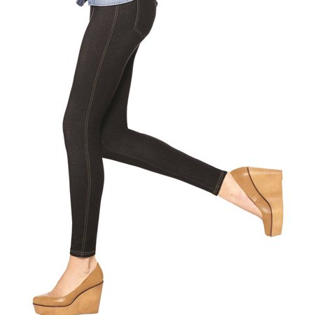 a253dc8e775fb No nonsense - Women's Denim Leggings - Walmart.com