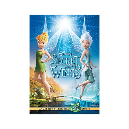 Secret of the Wings: A Tinker Bell Fairies Movie (DVD) - Fairies Movies For Kids