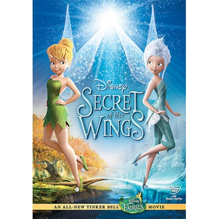 Secret of the Wings: A Tinker Bell Fairies Movie (DVD ...