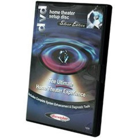DISCWASHER 1509 Home Theater Calibration Disc (Discontinued by