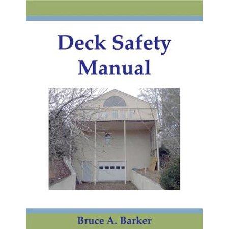Deck Safety Manual - eBook