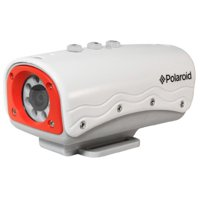 Polaroid XS20 Waterproof HD Action Video Camera Camcorder with Helmet & Bike Mounts