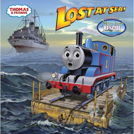 Lost at Sea! (Thomas & Friends)