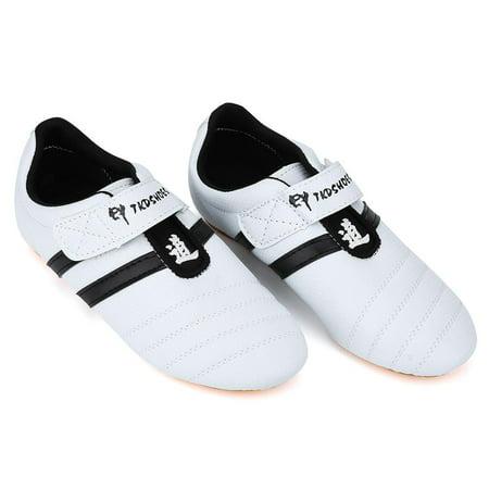 Ejoyous Kung Fu Shoes,Taekwondo Sport Boxing Kung fu TaiChi Lightweight Shoes For Adults And Children, Boxing Shoes