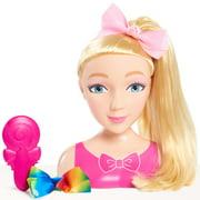 JoJo Siwa Styling Head, Preschool Ages 3 up by Just Play