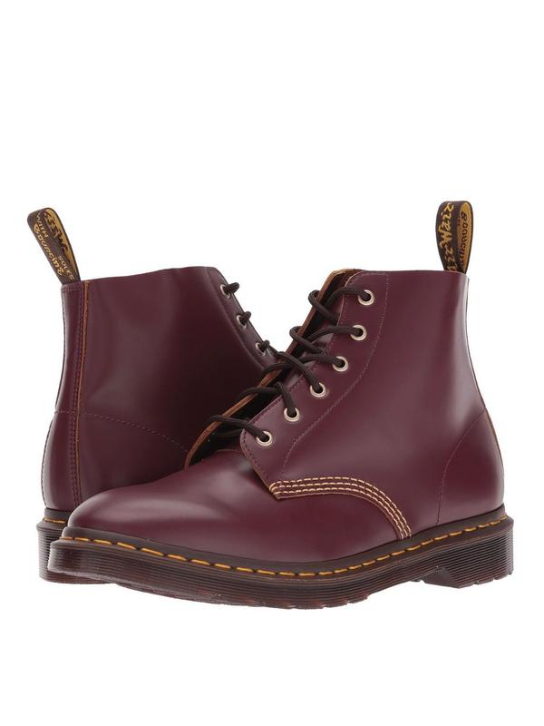 Dr. Martens 101 Archive Men's Shoes 6 Eyelet Boot 22701601 Oxblood by Dr. Martens