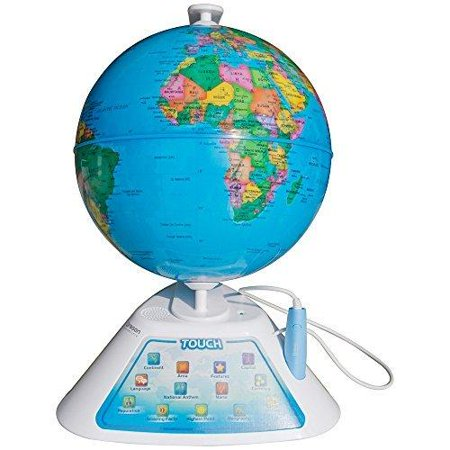 Oregon Scientific Smart Globe Discovery Educational World Geography Kids - Learning Toy - image 1 of 1