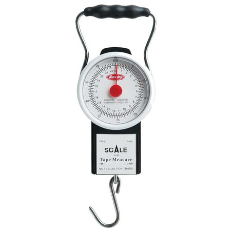 Fish Weight Scale (Berkley Scale with Tape )