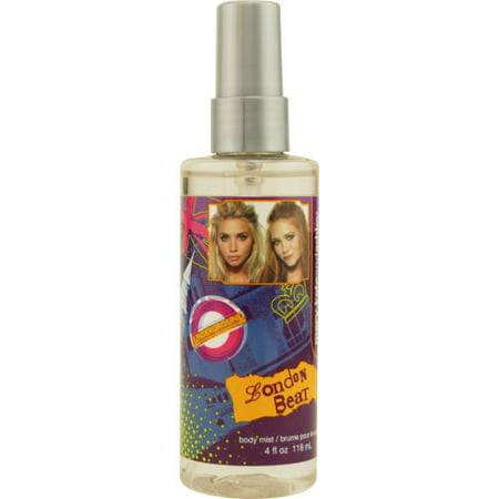 Mary Kate And Ashley 3944601 Mary-kate & Ashley By Mary Kate And Ashley Coast To Coast London Beat Body Mist 4 Oz - Halloween Mary Kate And Ashley