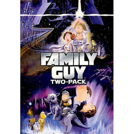 Family Guy Presents: Something Dark Side / Blue Harvest (DVD)](Halloween Family Guy Episodes)