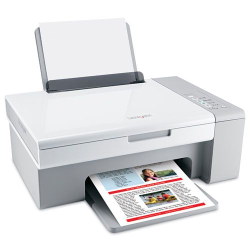 X2500 LEXMARK DRIVERS DOWNLOAD